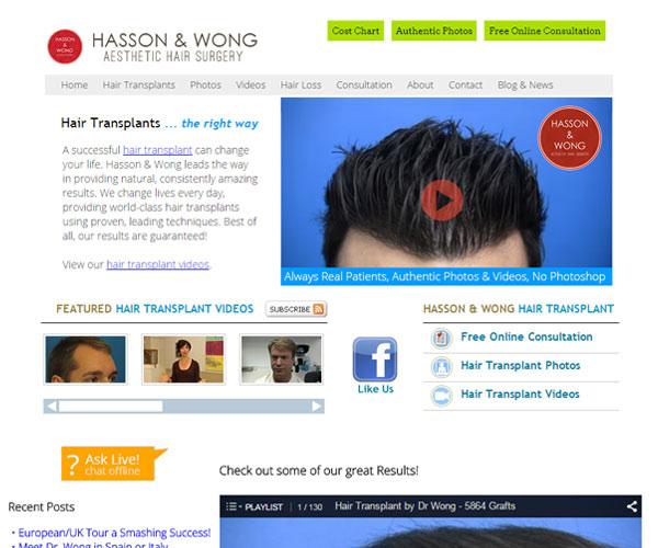 Hasson&Wong – Chirurghi specializzati STRIP