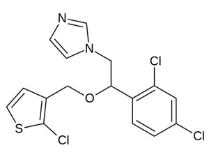 dermatite seborroica tioconazolo